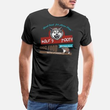 Hollywood Good Food For Mean Dogs - Men's Premium T-Shirt