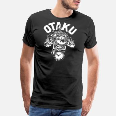 Little Creatures Otaku Creature - Men's Premium T-Shirt