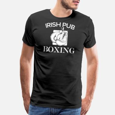 Irish Pub Boxing IRISH PUB BOXING - Men's Premium T-Shirt