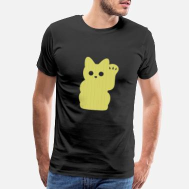 Shopping Cat - Men's Premium T-Shirt