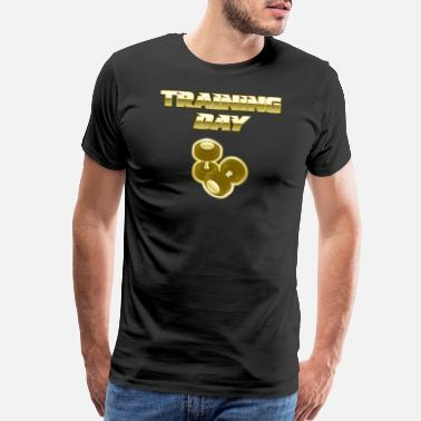 Transformation shirt TRAINING day 02 - Men's Premium T-Shirt