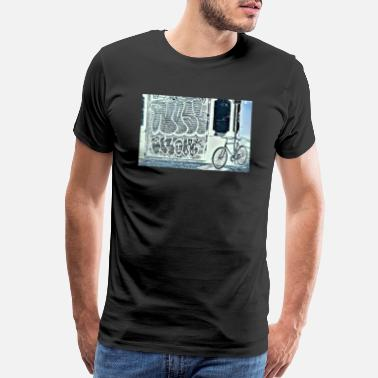 Electricity Graffiti DC 120 Electric Graffity - Men's Premium T-Shirt