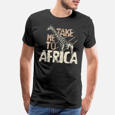 Sahara Africa Safari - Men's Premium T-Shirt