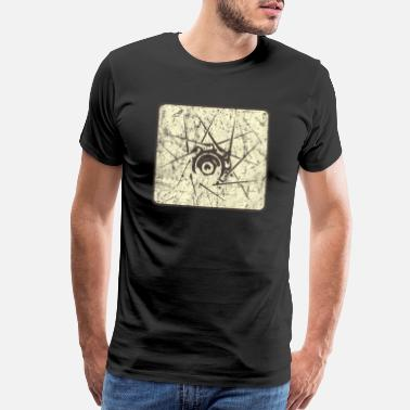 Tire Bicycle - Men's Premium T-Shirt