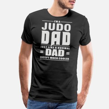 Judo Judo Dad - Men's Premium T-Shirt