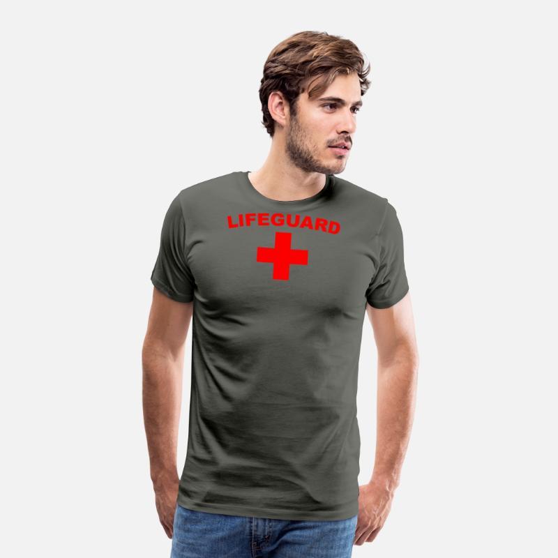 89169c8e359 LIFEGUARD Men s Premium T-Shirt