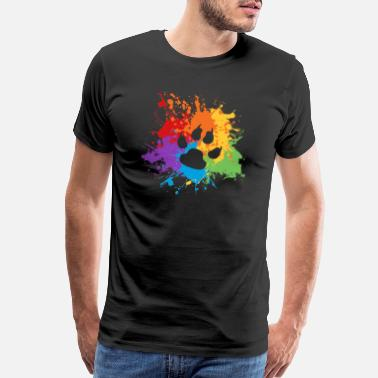 Furry Fandom Furry Pride - Men's Premium T-Shirt