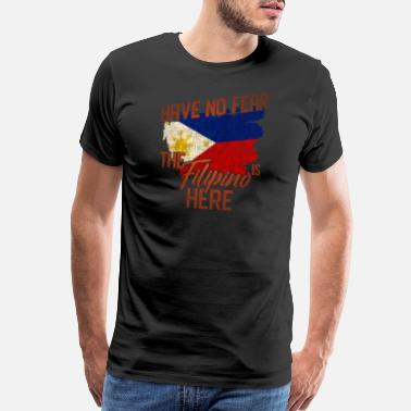 Australia Flag Philippinen - Men's Premium T-Shirt