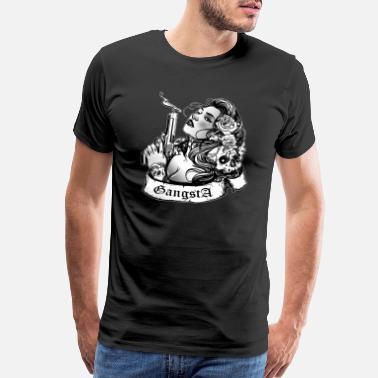 Shop Anime Girl With Gun T Shirts Online Spreadshirt