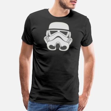 Storm Trooper Trooper - Men's Premium T-Shirt
