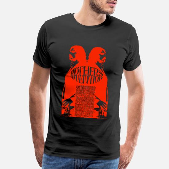 Frank Zappa and the Mothers of Invention Rock Official Tee T-Shirt Mens Unisex