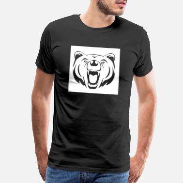 Feral Feral Bear - Men's Premium T-Shirt