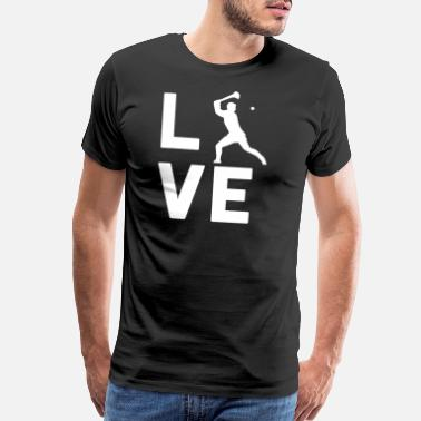 Africa HURLING LOVE - Graphic Shirt - Men's Premium T-Shirt