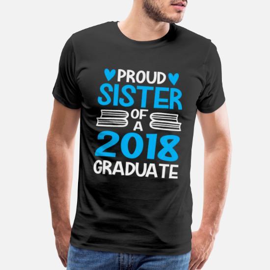 Proud Sister Graduate Mens T Shirt