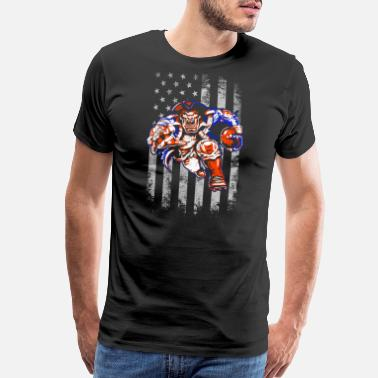 England New england New England Patriots Awesome t sh - Men's Premium T-Shirt