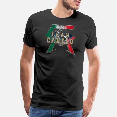 Canelo Team Canelo - Men's Premium T-Shirt