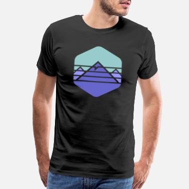 Everest Everest - Men's Premium T-Shirt