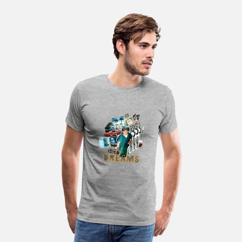 Shindy Dreams Mens Premium T Shirt Spreadshirt