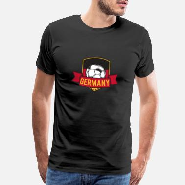 Fanshirt Germany Fanshirt - Men's Premium T-Shirt