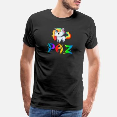 Paz Paz Unicorn - Men's Premium T-Shirt