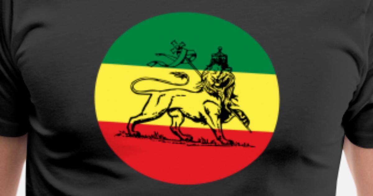 Lion Of Judah Flag Of Ethiopia Rastafari Reggae By Marcus Garvey Magnificent Fotos Rastafari Reggae