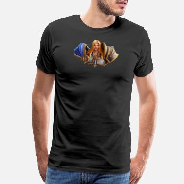 Arthas - Men's Premium T-Shirt