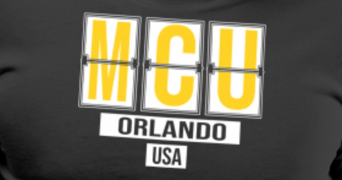 MCU - Orlando Airport - Florida Airport Code Souvenir or Gift Design Men's  Premium T-Shirt | Spreadshirt