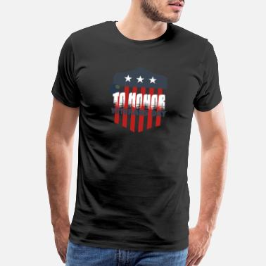 Irak Veterans Day - Men's Premium T-Shirt
