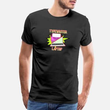 Abbreviated Retro - Men's Premium T-Shirt