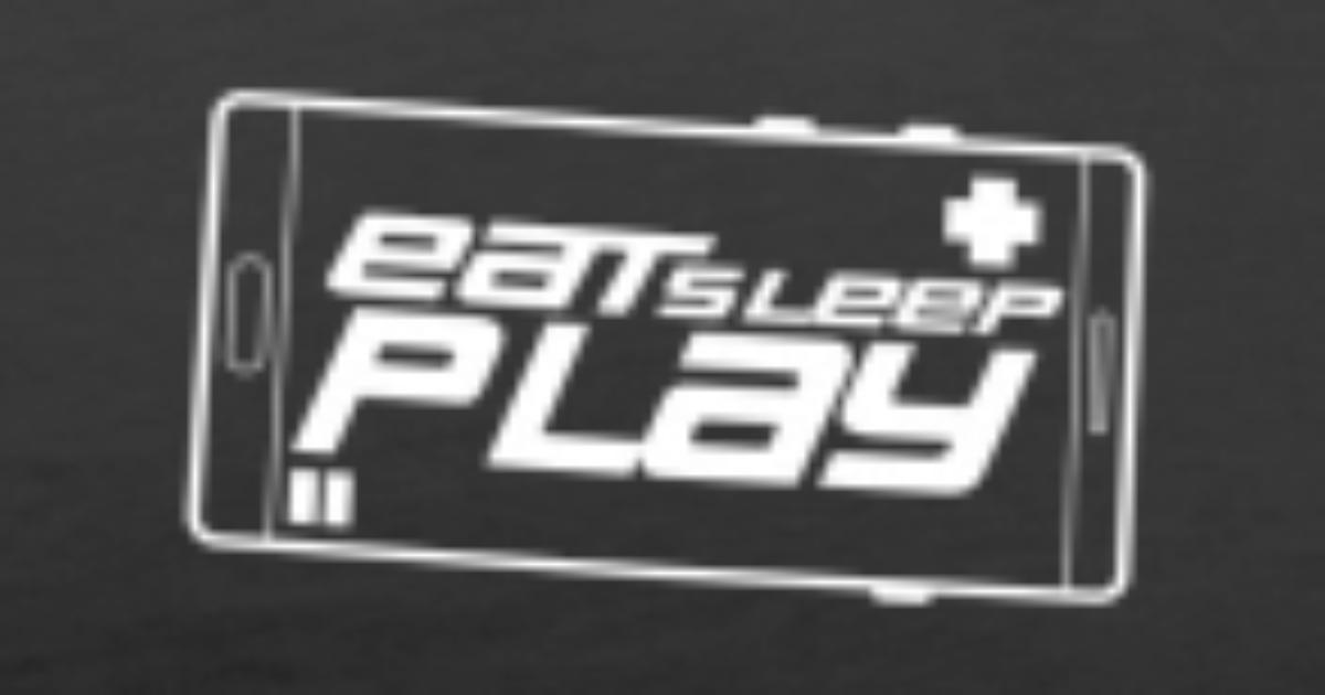 Mobile Phone Gaming |Internet Gamer|Eat Sleep Play Men's Premium T-Shirt |  Spreadshirt