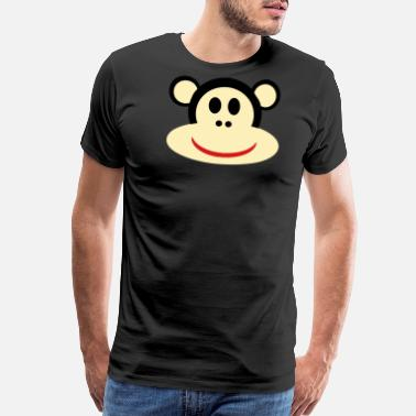 Monkey monkey - Men's Premium T-Shirt