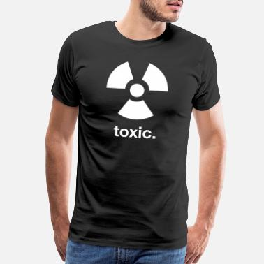 Motivational toxic - Men's Premium T-Shirt
