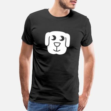 Animal Puppy - Men's Premium T-Shirt