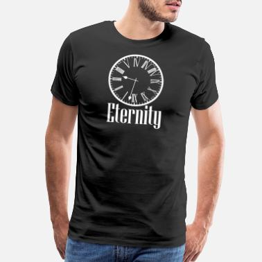 Eternity eternity wite - Men's Premium T-Shirt