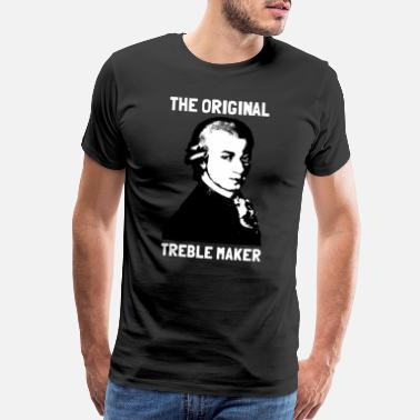 Chambers Mozart Legendary Cool Gift - Men's Premium T-Shirt