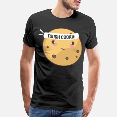 Biscuit Cookie Strong Hard Bread Cool Gift - Men's Premium T-Shirt