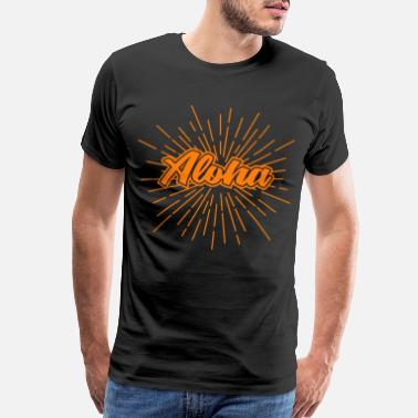 Hawaii State Hawaii Aloha Ciao Cool Gift - Men's Premium T-Shirt