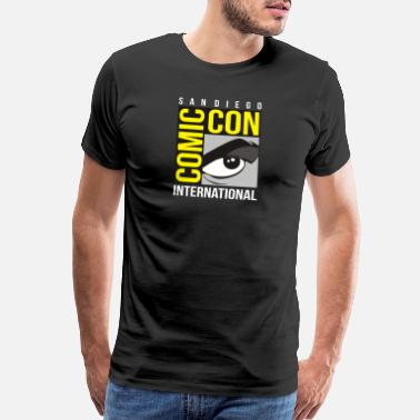 Comic Comic Con International Sandiego - Men's Premium T-Shirt