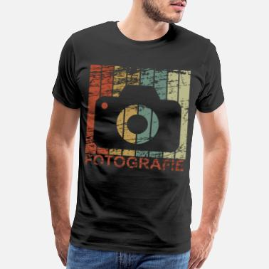 Polaroid Photography - camera, photography, picture, gift - Men's Premium T-Shirt
