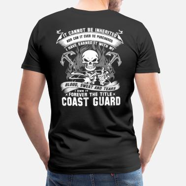 Guard Coast Guard us coast guard coast guard - Men's Premium T-Shirt