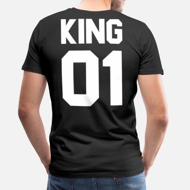 Queen King 01 - Men's Premium T-Shirt
