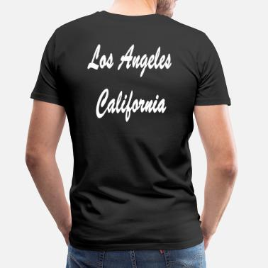 Legion Los Angeles Design - Men's Premium T-Shirt