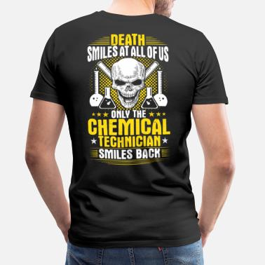 Chemical Worker Chemical Technician Chemist Gift Present Worker - Men's Premium T-Shirt