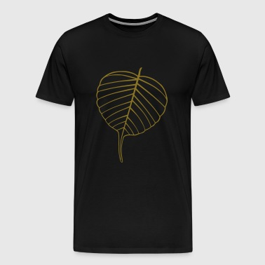 Bodhi Leaf - Men's Premium T-Shirt