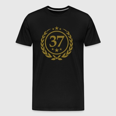 Birthday 37 - Men's Premium T-Shirt