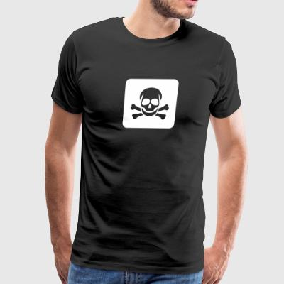Attention: Deadly - Men's Premium T-Shirt