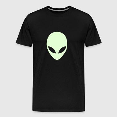 Alien - VECTOR - Men's Premium T-Shirt