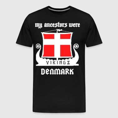 VIKINGS DENMARK - Men's Premium T-Shirt