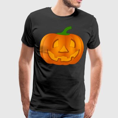 242 Pumpkin - Men's Premium T-Shirt