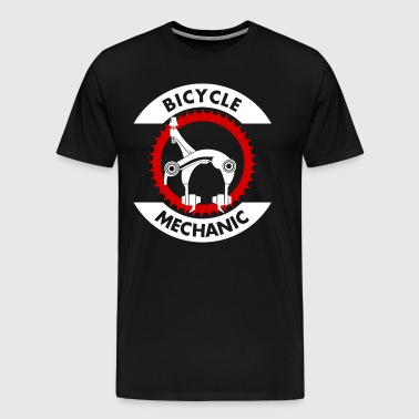 Bike Mechanic - Men's Premium T-Shirt